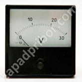 М42305 - voltmeter - front view