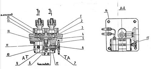 121ФА-01 Побудитель расхода газа П2