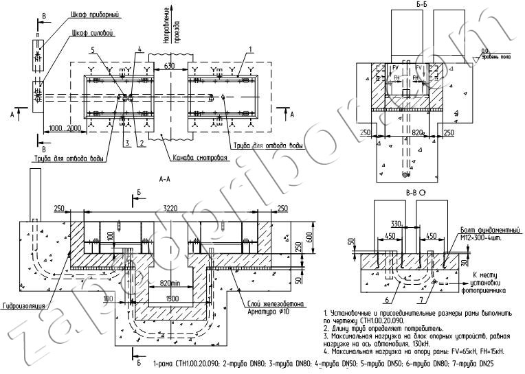 СТС-10У-СП-11 тормозной стенд