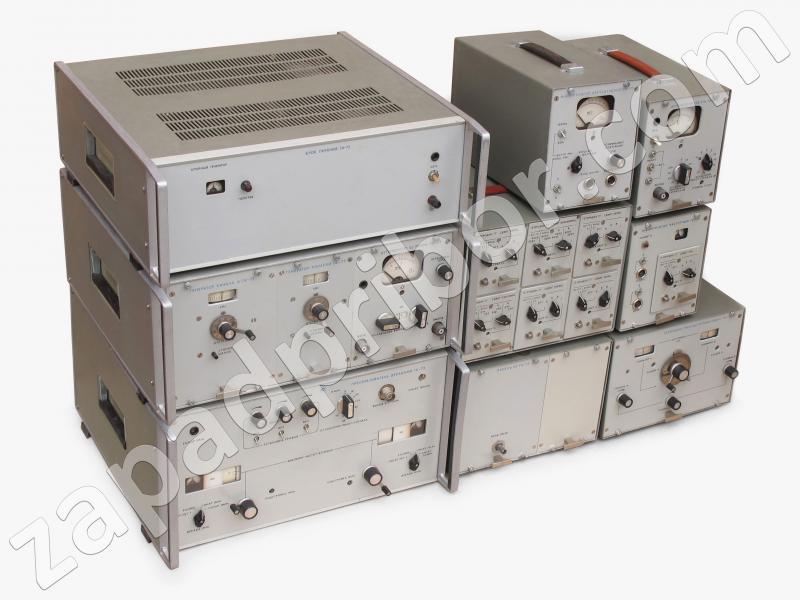 Г4-73 фотография генератора.