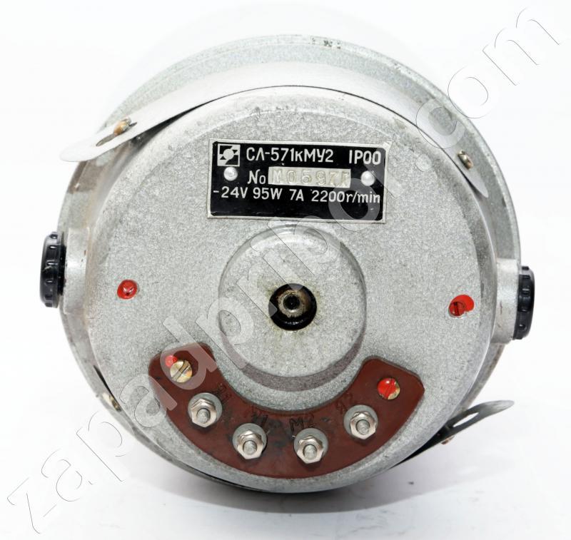 Электродвигатель СЛ-571к МУ2