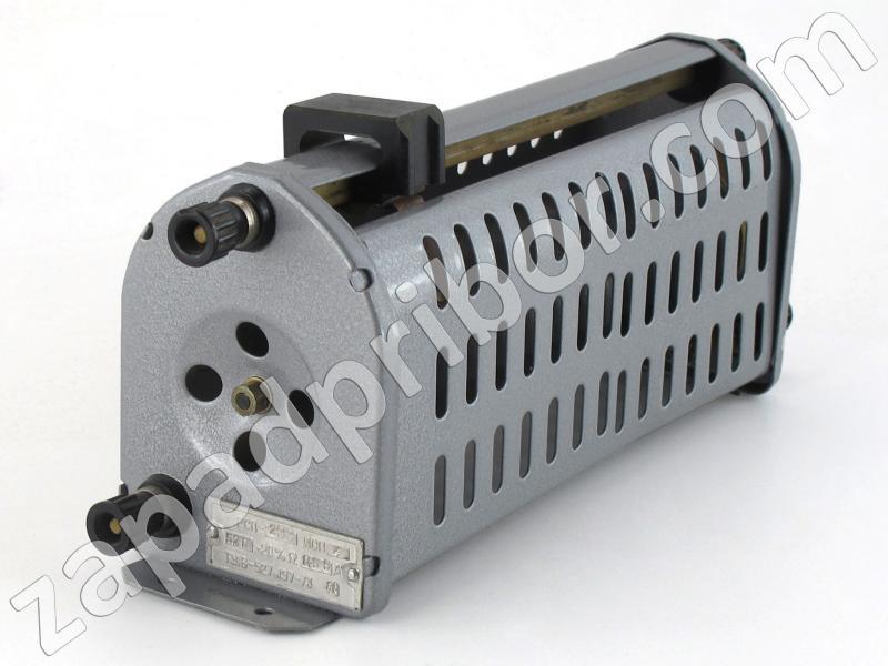 РСП-2 фотография реостата.