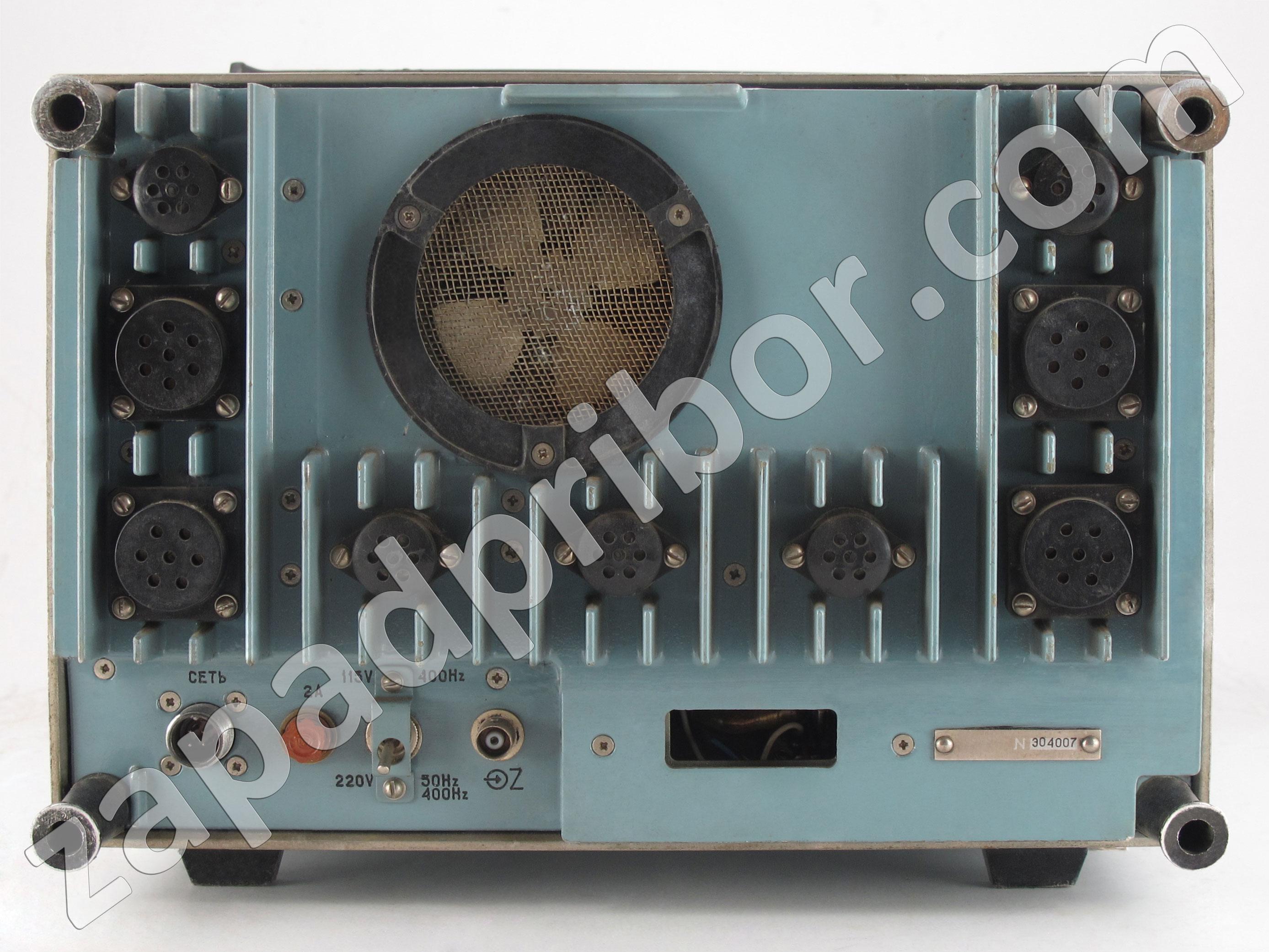 осциллограф н3015 инструкция