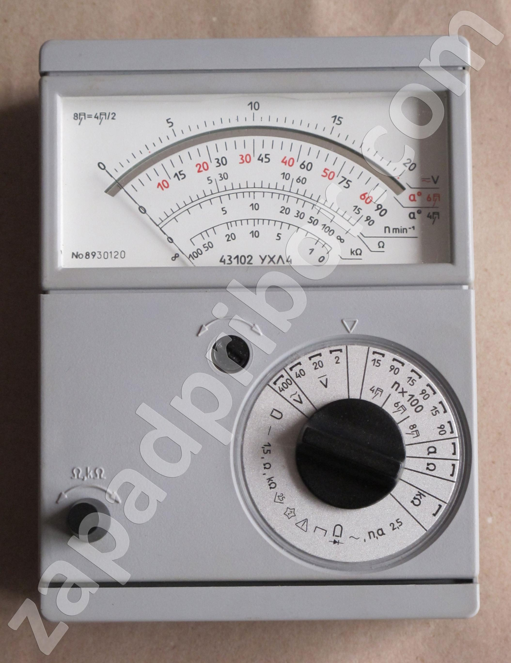 схема прибора ц4353