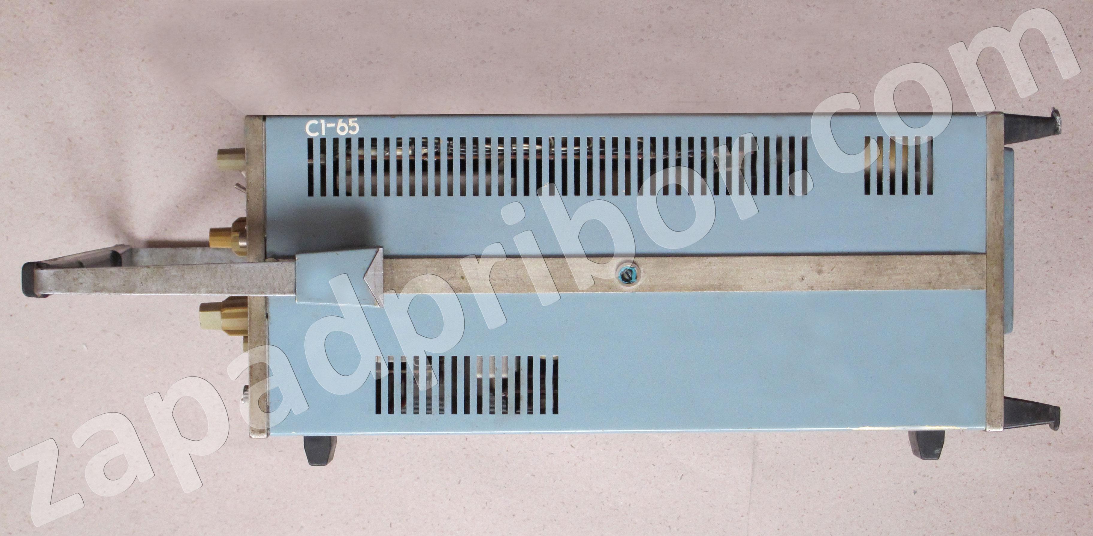 инструкция осциллографа с1 124
