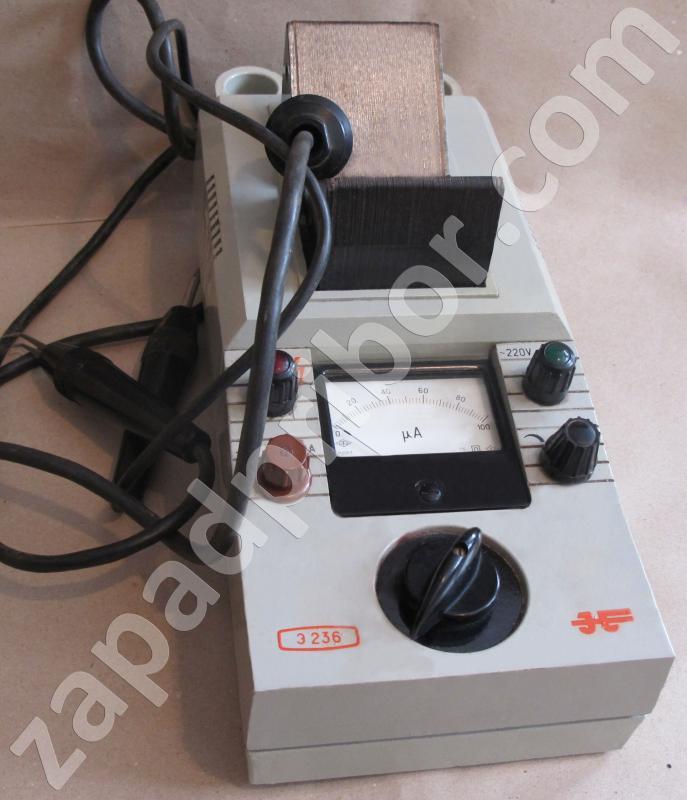 Инструкция по использованию прибора э 236