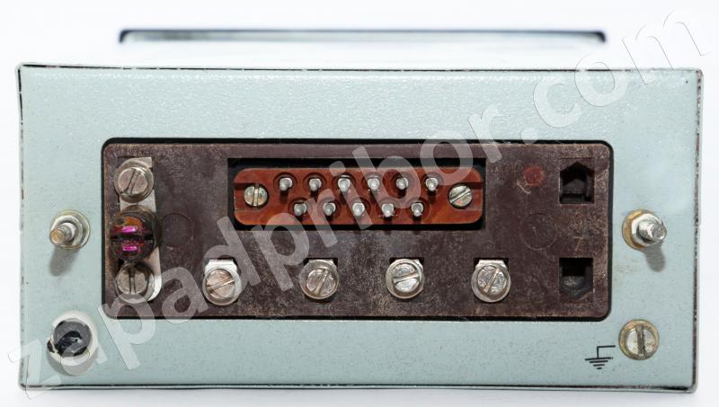 Приборы кип милливольтметр ш4501 схема
