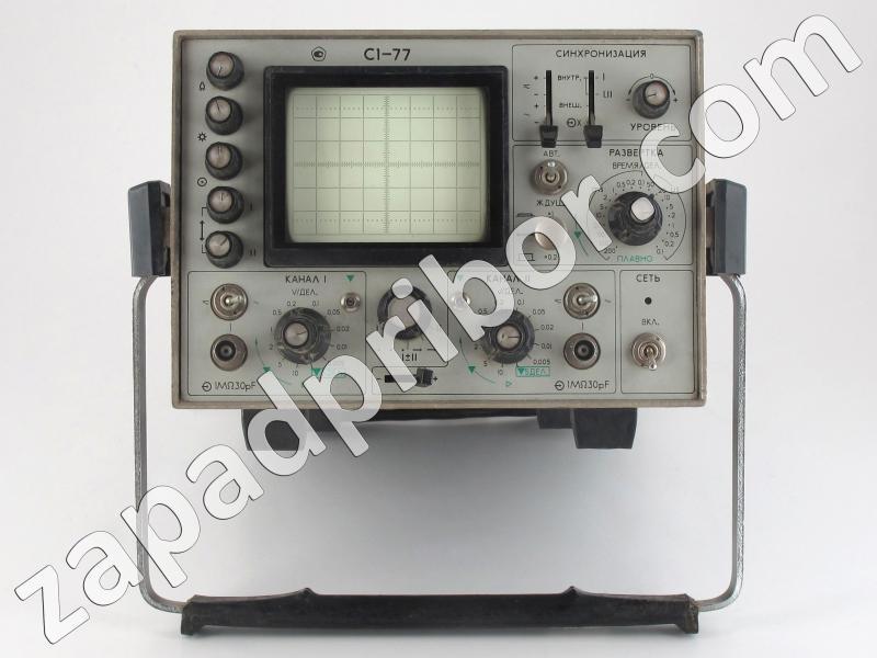 Техническое описание и инструкция по эксплуатации С1-79