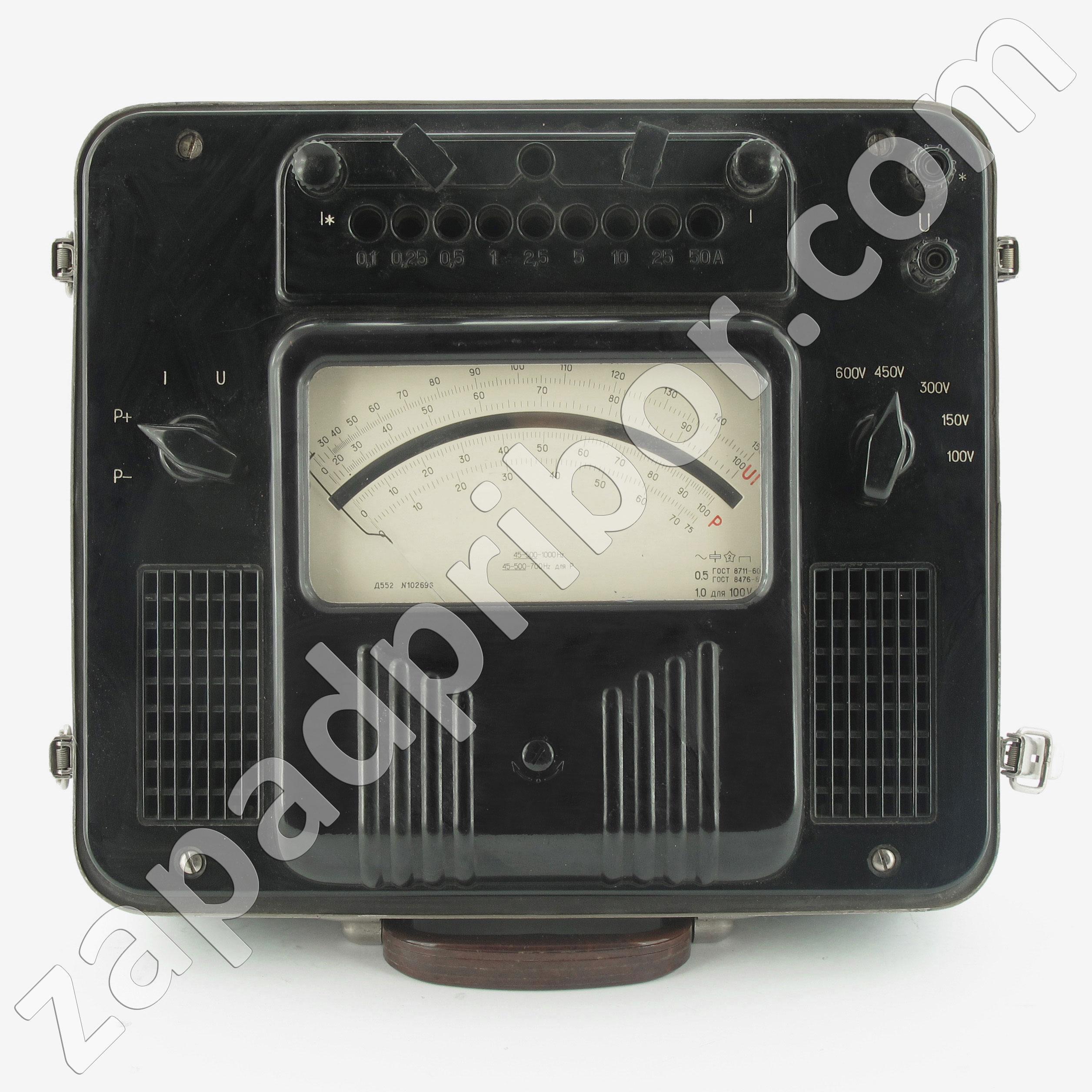 схема универсального фотометра фм-58