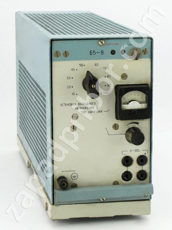 Б5-9 фотография прибора.