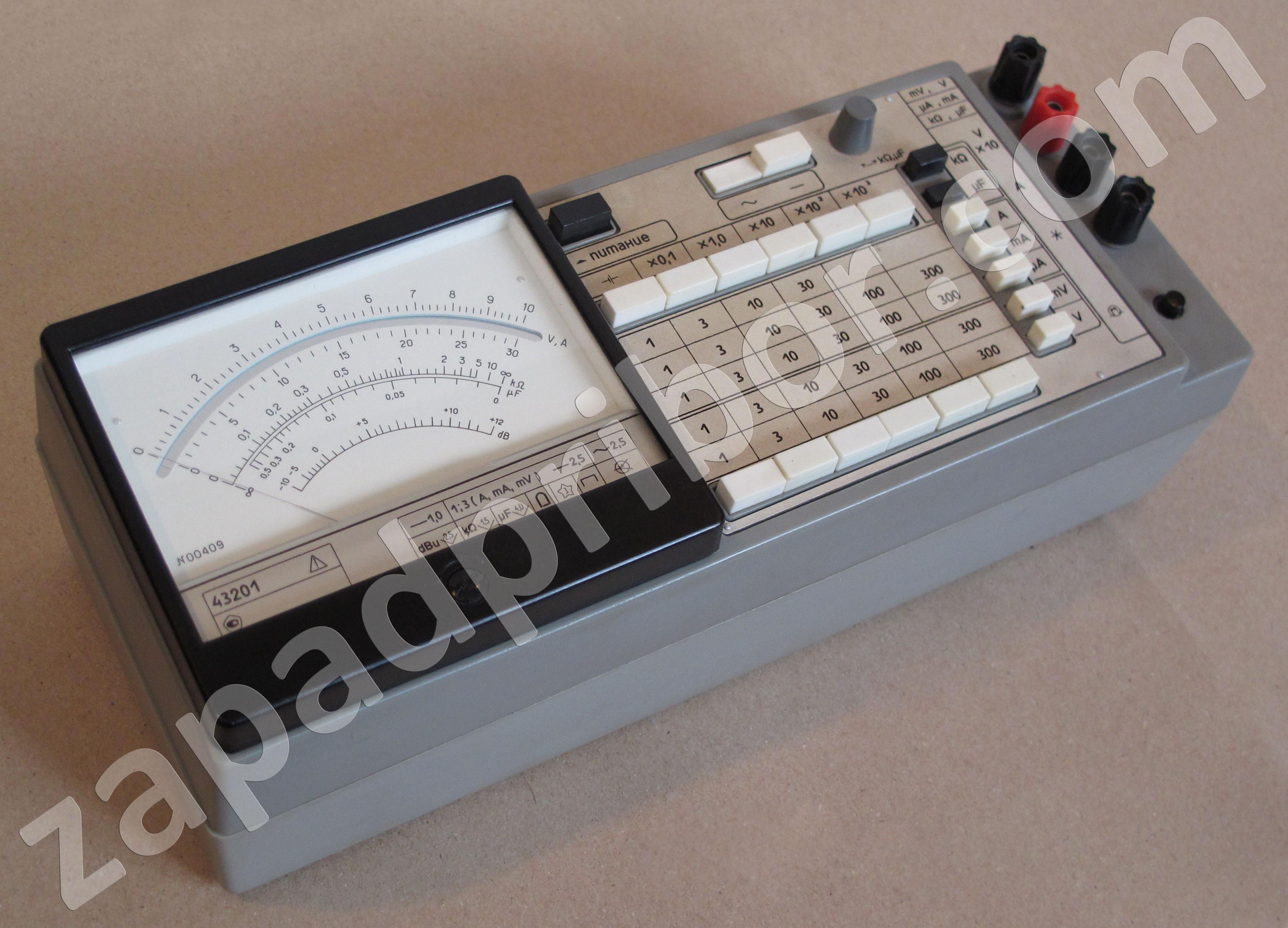 прибор ц438 схема