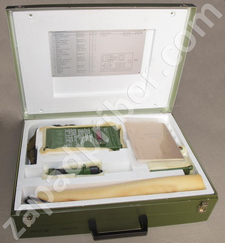 ИМД-1Р комплект поставки