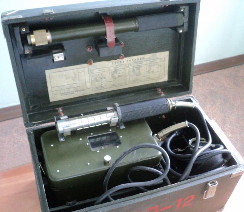 ДП-12 комплект поставки