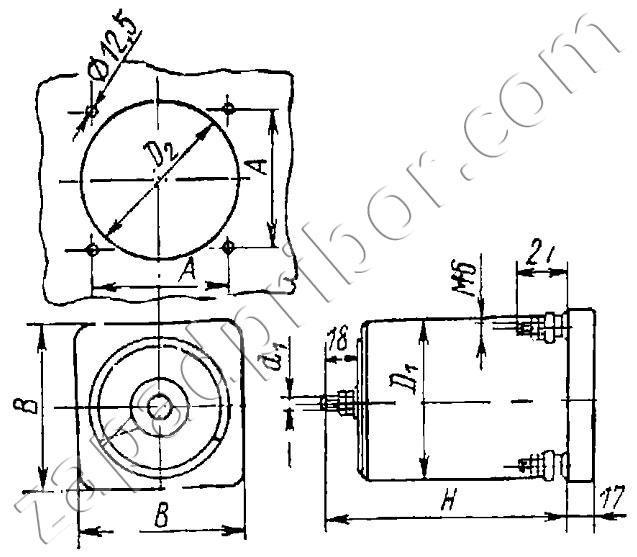 M1602 Ammeter 5pcs In Stock