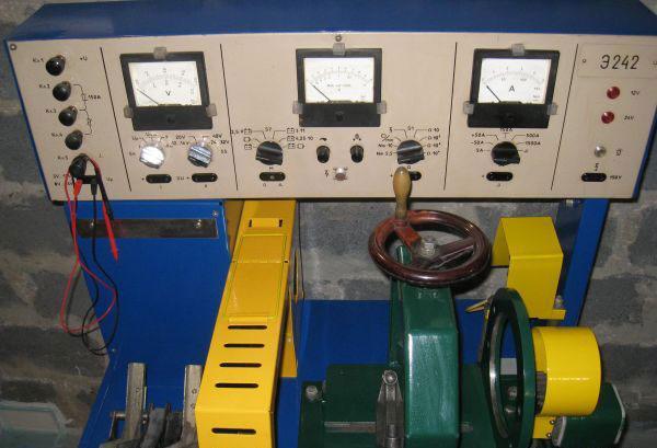 Э-242 контрольно-измерительный