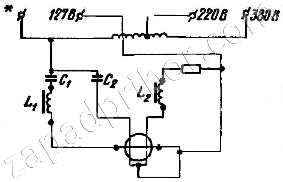 Д126 принципиальная схема.
