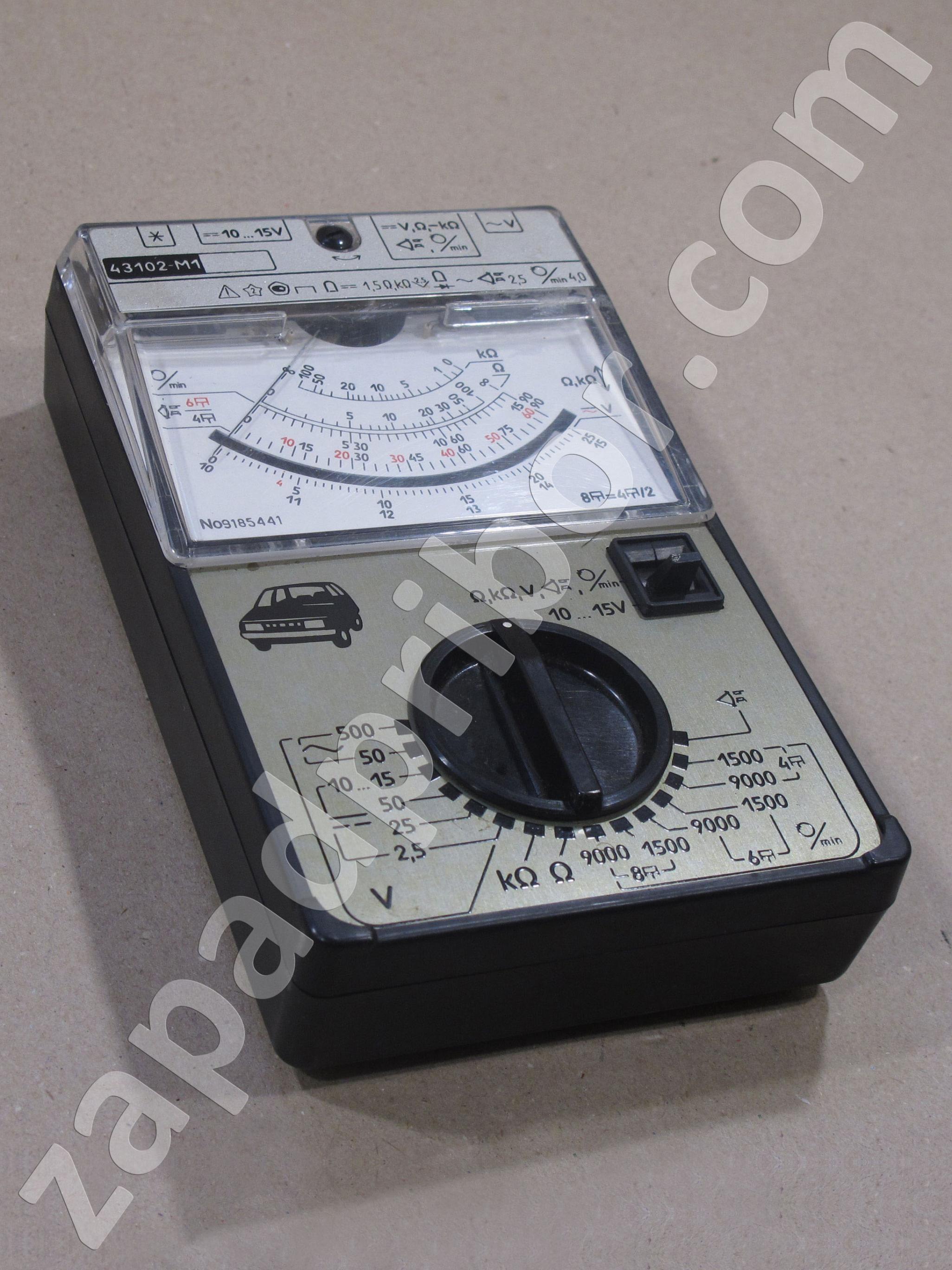 ампервольтметр ц4360 схема
