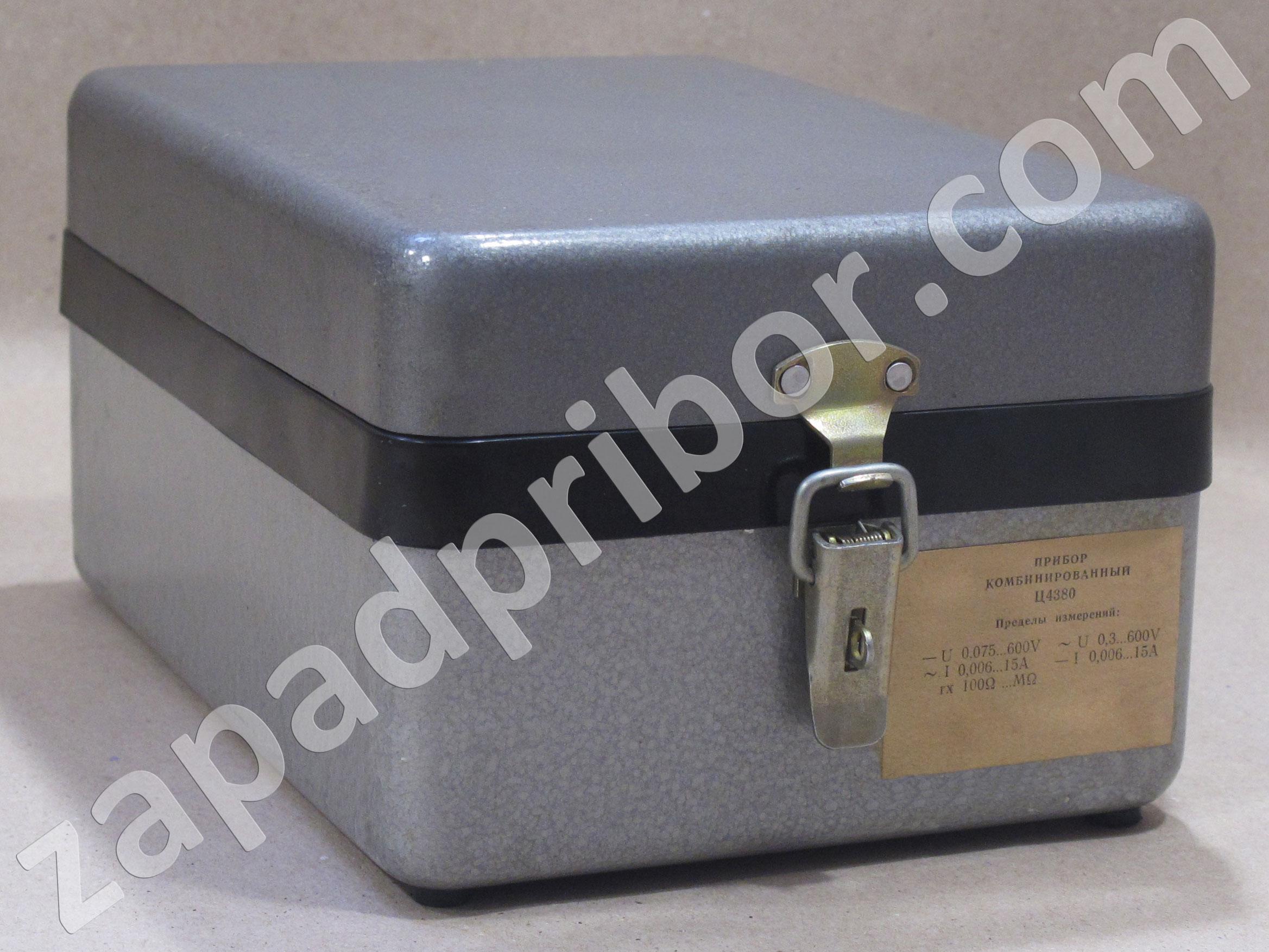 комбинированный прибор ц4315 инструкция по применению