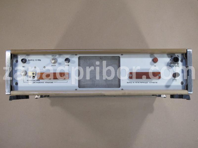 Ч3-24 частотомер