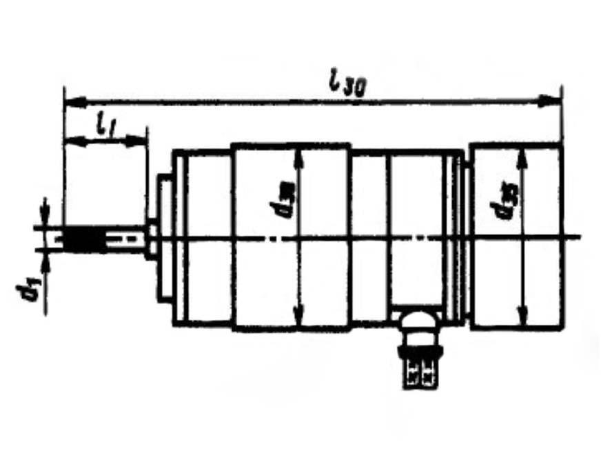 ДПМ-30-Н3-01А чертеж прибора.