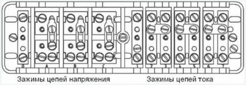 КИП-5/25 коробка испытательная