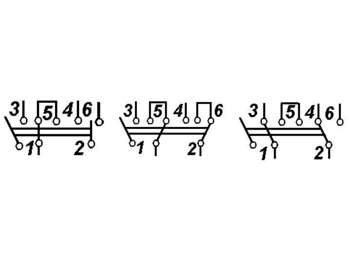 П2Т-7 электрическая схема