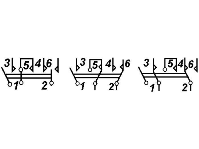 П2Т-11 электрическая схема