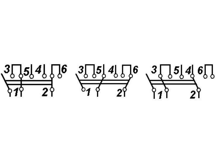 П2Т-13 электрическая схема