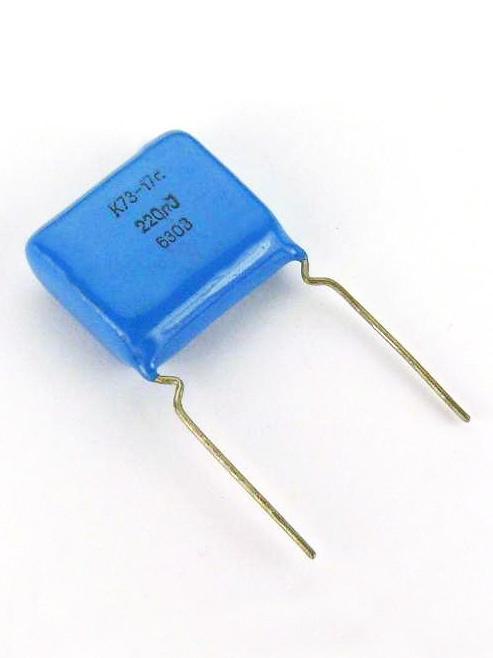 Где найти неполярный конденсатор на 3 мкф
