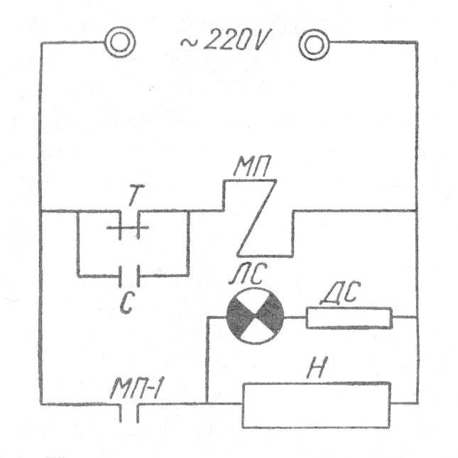 СНОЛ-3,5.3,5.3,5/3М схема