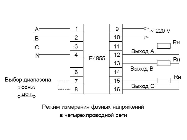 Е4855