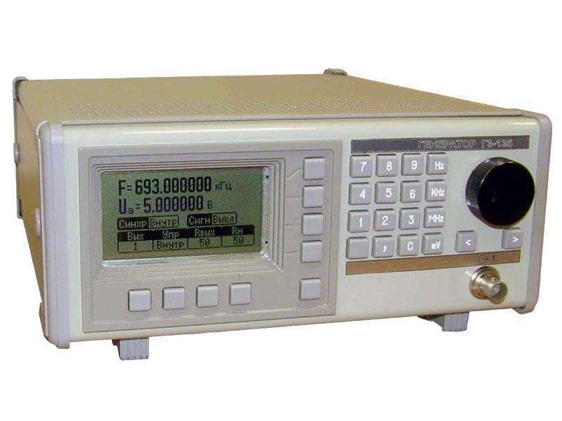 Г3-135 генератор сигналов