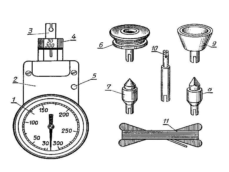 ио-30 тахометр инструкция