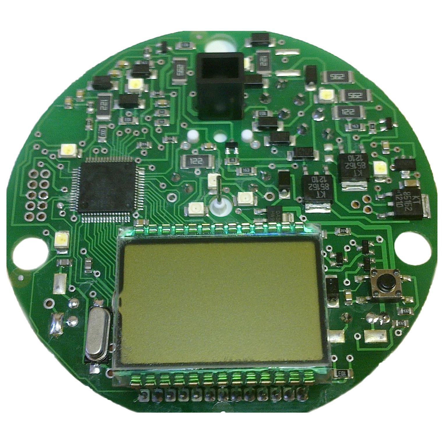 электронный ключ на кт315 и кт 805 а схема