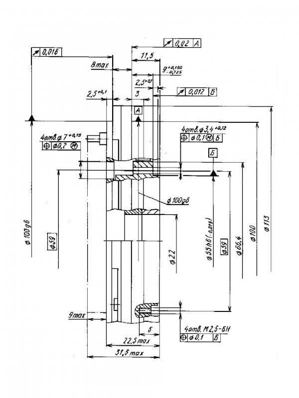 БВТО-100-С28 трансформатор