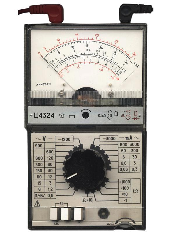 Ц4324 прибор комбинированный