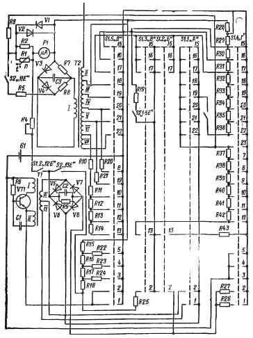 Ц434 чертеж прибора.