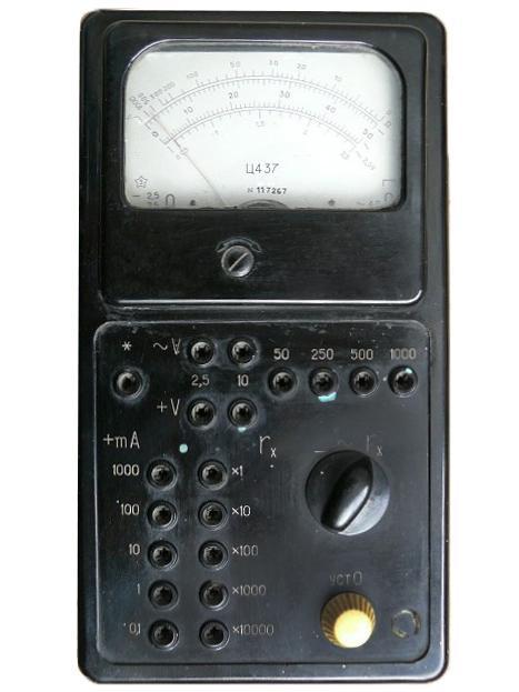 Ц437 фотография прибора.