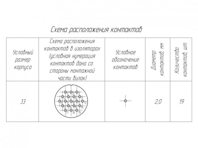 УЗНЦ20 схема расположения