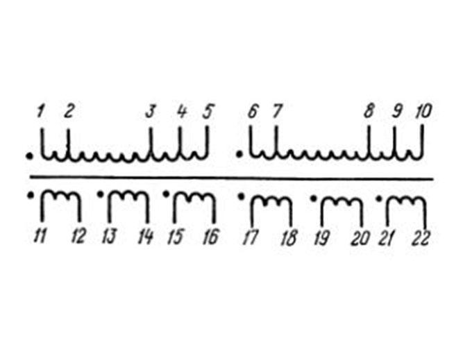 ТПП253-127/220-50
