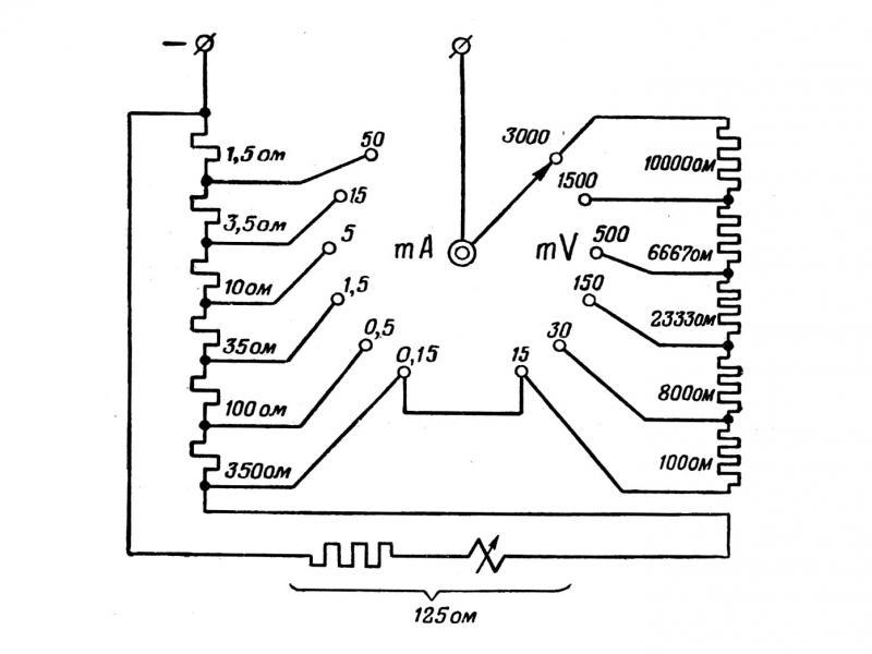 М82 чертеж