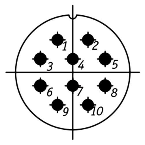 СШР32П10ЭШ4 схема расположения
