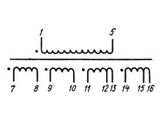 ТН32-220-50 трансформатор