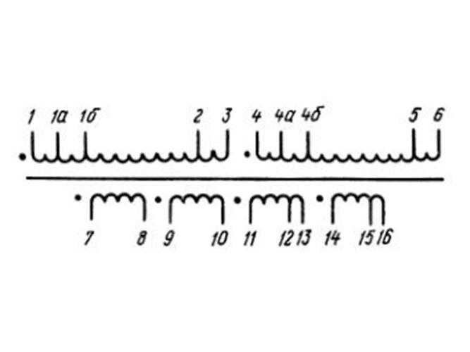ТН46-127/220-50 электрическая