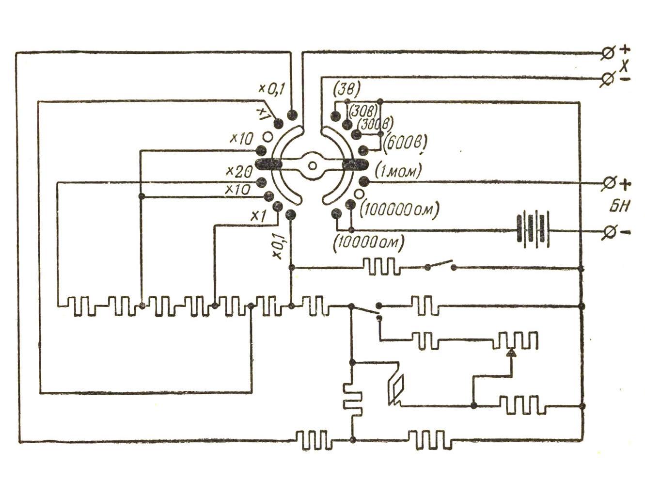 гк 310а 2 схема принципиальная