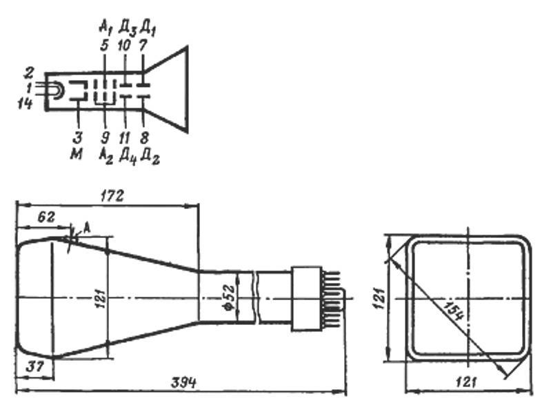 tube cathode