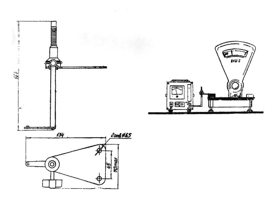 Идк-1М инструкция