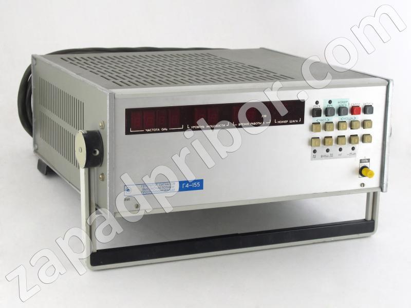 Г4-155М генератор сигналов