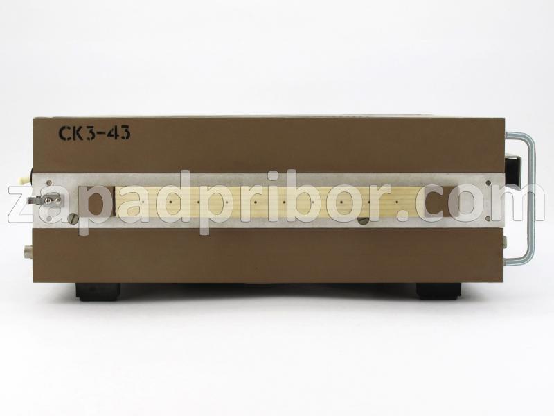 Измеритель СК3-43 (СК343, СК3