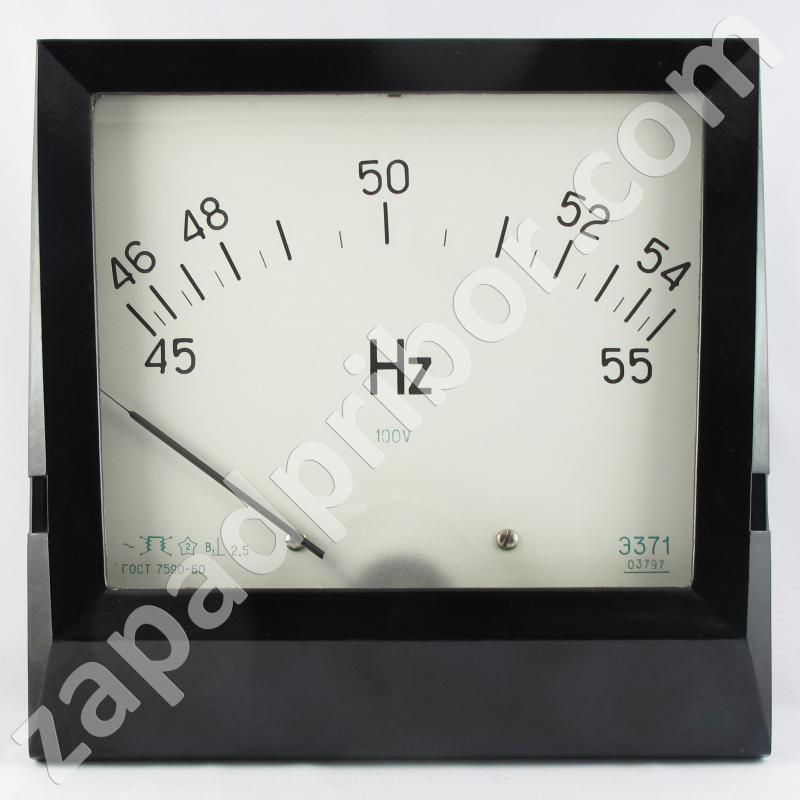 Частотомер Э371 (Э-371, Э 371,